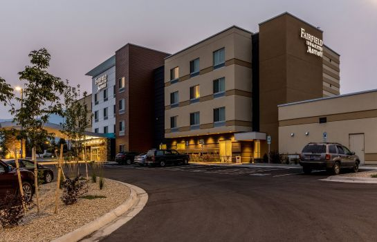 Außenansicht Fairfield Inn & Suites Butte