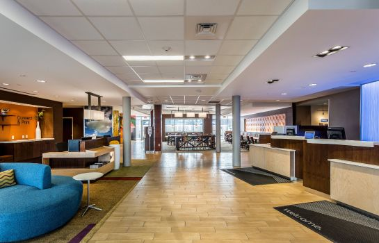 Hotelhalle Fairfield Inn & Suites Butte