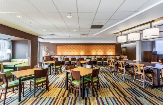 Restaurant Fairfield Inn & Suites Butte