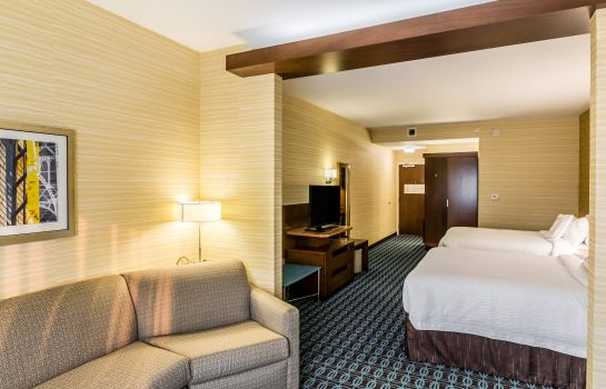 Suite Fairfield Inn & Suites Butte