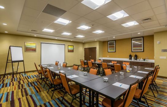 Conference room Fairfield Inn & Suites Butte
