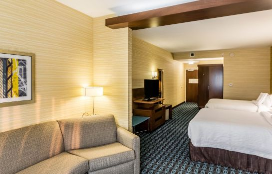 Zimmer Fairfield Inn & Suites Butte
