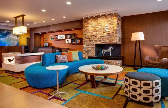 Hol hotelowy Fairfield Inn & Suites Charlotte Airport