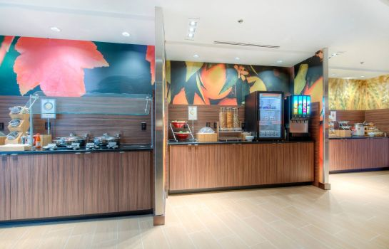 Restaurant Fairfield Inn & Suites Charlotte Airport