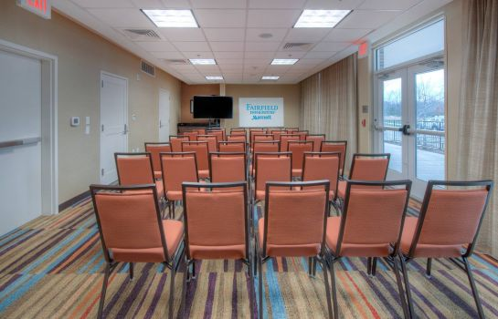 Congresruimte Fairfield Inn & Suites Charlotte Airport