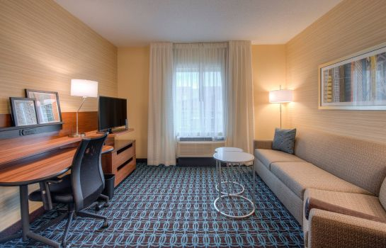 Zimmer Fairfield Inn & Suites Charlotte Airport