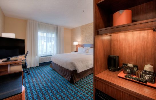 Kamers Fairfield Inn & Suites Charlotte Airport
