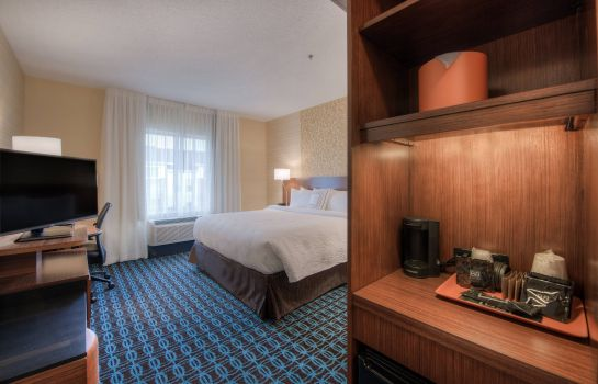 Chambre Fairfield Inn & Suites Charlotte Airport