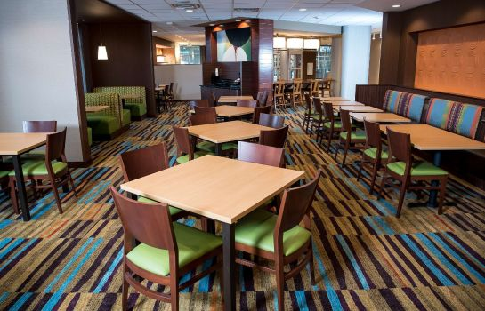 Restaurant Fairfield Inn & Suites Cincinnati Uptown/University Area