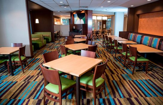 Ristorante Fairfield Inn & Suites Cincinnati Uptown/University Area