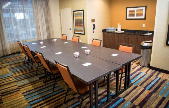 Conference room Fairfield Inn & Suites Cincinnati Uptown/University Area
