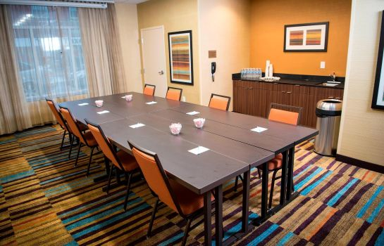Sala congressi Fairfield Inn & Suites Cincinnati Uptown/University Area
