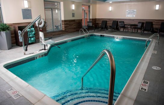 Info Fairfield Inn & Suites Cincinnati Uptown/University Area
