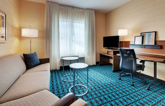 Suite Fairfield Inn & Suites Houston Northwest/Willowbrook