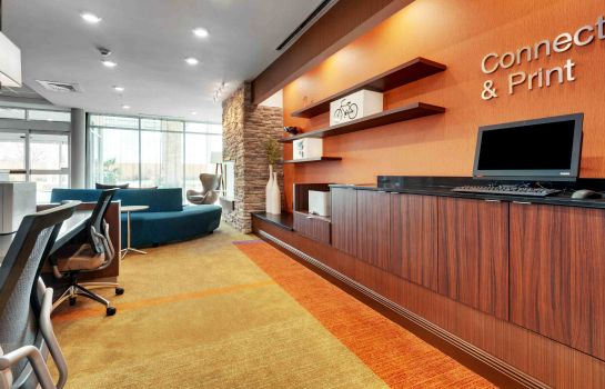 Info Fairfield Inn & Suites Houston Northwest/Willowbrook