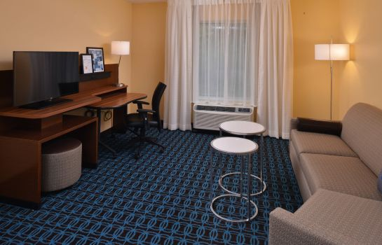 Suite Fairfield Inn & Suites Fremont