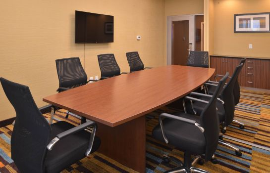Conference room Fairfield Inn & Suites Fremont