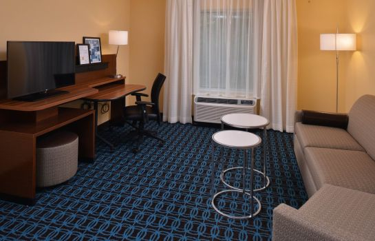 Chambre Fairfield Inn & Suites Fremont