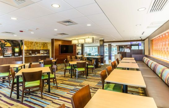 Restaurant Fairfield Inn & Suites Panama City Beach