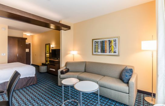 Suite Fairfield Inn & Suites Panama City Beach