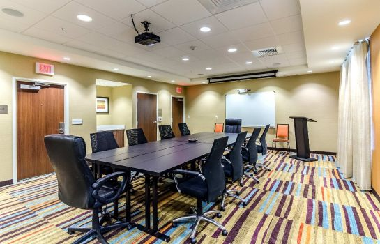 Sala konferencyjna Fairfield Inn & Suites Panama City Beach