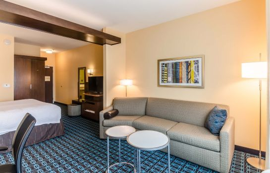 Kamers Fairfield Inn & Suites Panama City Beach