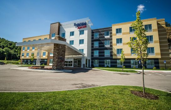 Vista exterior Fairfield Inn & Suites Cambridge