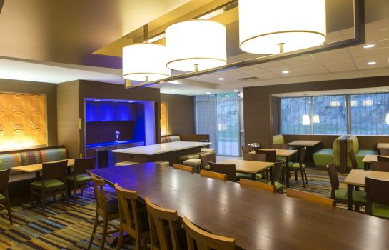 Restaurant Fairfield Inn & Suites Cambridge