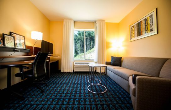 Suite Fairfield Inn & Suites Cambridge