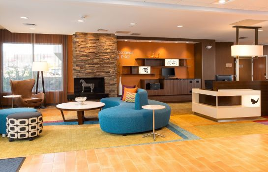 Hotelhalle Fairfield Inn & Suites Sacramento Folsom Fairfield Inn & Suites Sacramento Folsom