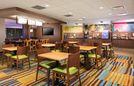 Restauracja Fairfield Inn & Suites Sacramento Folsom