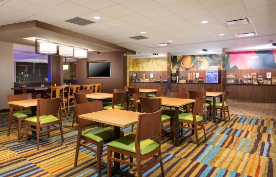 Restaurant Fairfield Inn & Suites Sacramento Folsom Fairfield Inn & Suites Sacramento Folsom