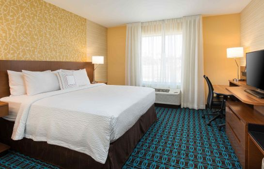 Zimmer Fairfield Inn & Suites Sacramento Folsom