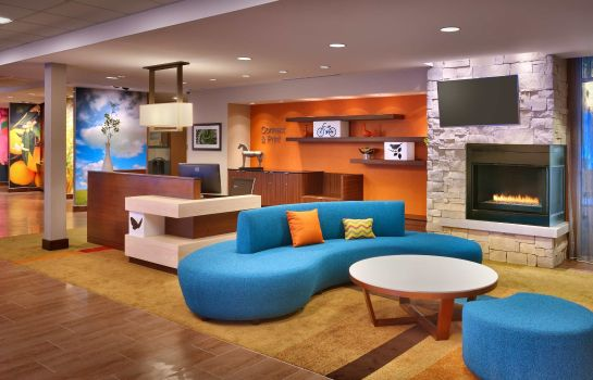 Hotelhal Fairfield Inn & Suites Salt Lake City Midvale