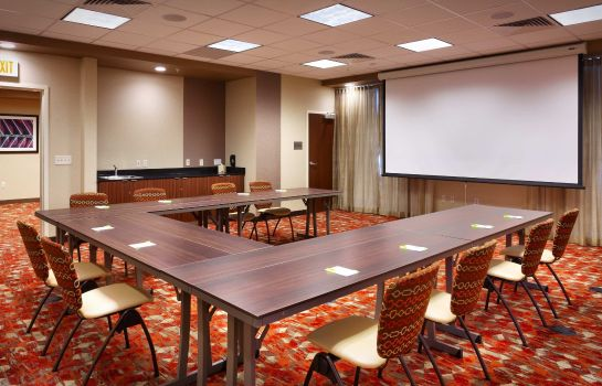 Sala de reuniones Fairfield Inn & Suites Salt Lake City Midvale