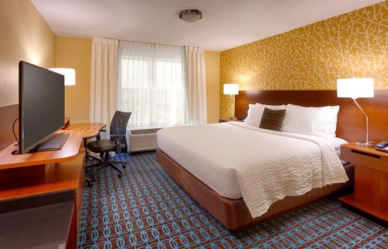 Chambre Fairfield Inn & Suites Salt Lake City Midvale