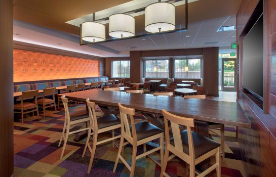 Restaurant Fairfield Inn & Suites Syracuse Carrier Circle