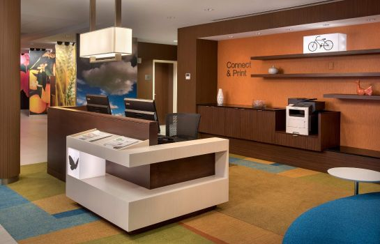 Info Fairfield Inn & Suites Syracuse Carrier Circle