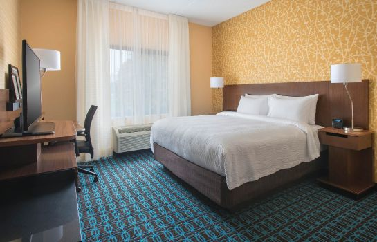 Zimmer Fairfield Inn & Suites Syracuse Carrier Circle