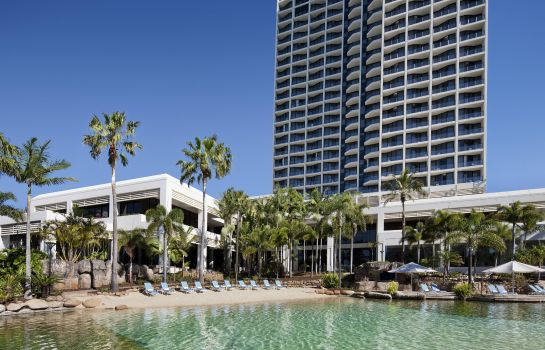 Außenansicht Marriott Vacation Club at Surfers Paradise