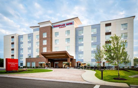 Außenansicht TownePlace Suites Battle Creek