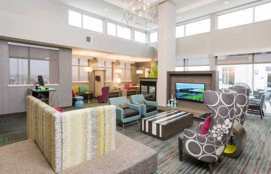 Lobby Residence Inn Milwaukee West