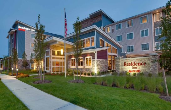 Exterior view Residence Inn Kingston