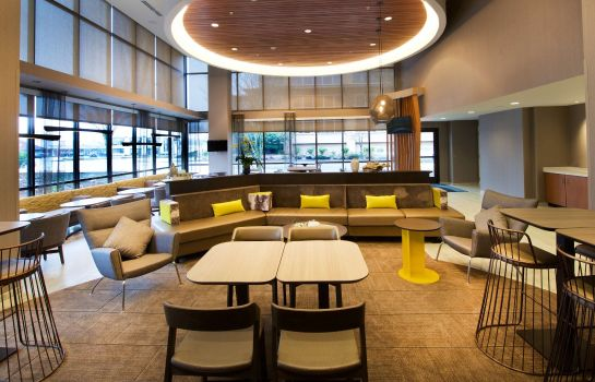 Lobby SpringHill Suites Seattle Issaquah