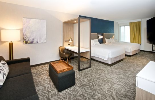 Room SpringHill Suites Seattle Issaquah