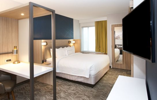 Kamers SpringHill Suites Seattle Issaquah
