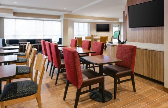 Restauracja TownePlace Suites Kansas City Airport