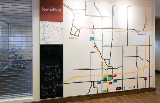 info TownePlace Suites Kansas City Airport