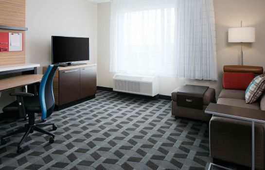 Room TownePlace Suites Kansas City Airport
