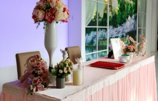 Vista interior Bridal Tea House Hotel Yantai Zhifu Branch